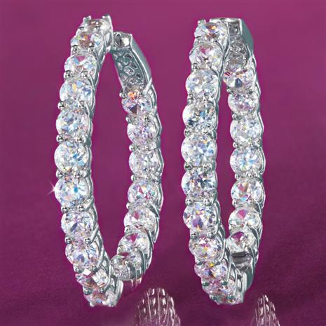 Voltear DiamondAura Earrings