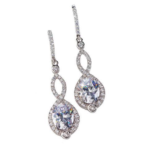 Sempre DiamondAura Earrings