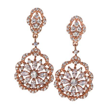 Luxia DiamondAura Earrings