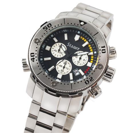 Stauer Mako Dive Chronograph Watch