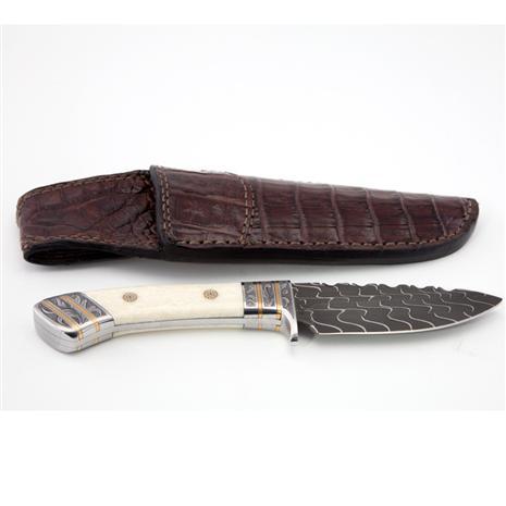 Walrus Ivory Knife