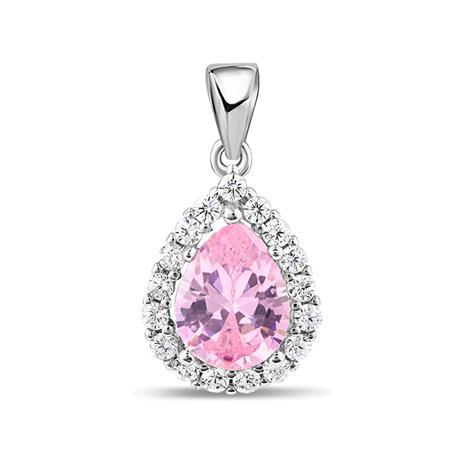 Pink DiamondAura Paradise Pendant