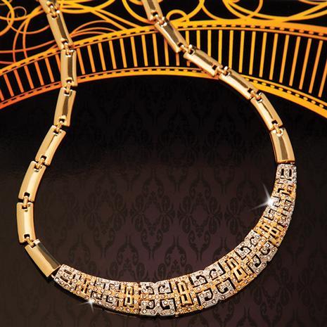 Galleon Necklace
