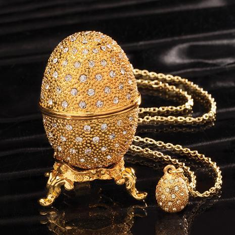 Odessa Egg & Pendant