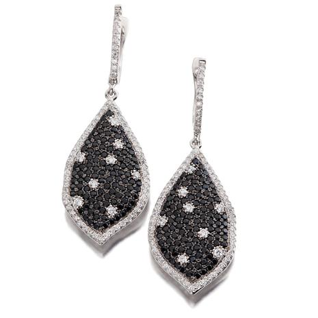 Stargazer DiamondAura Earrings