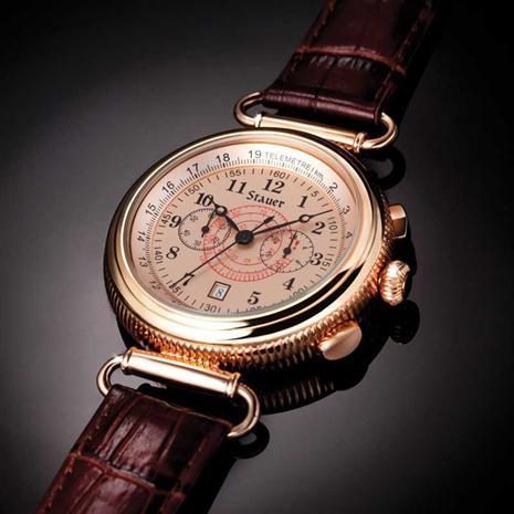 Stauer Saratoga Chronograph Mens Watch