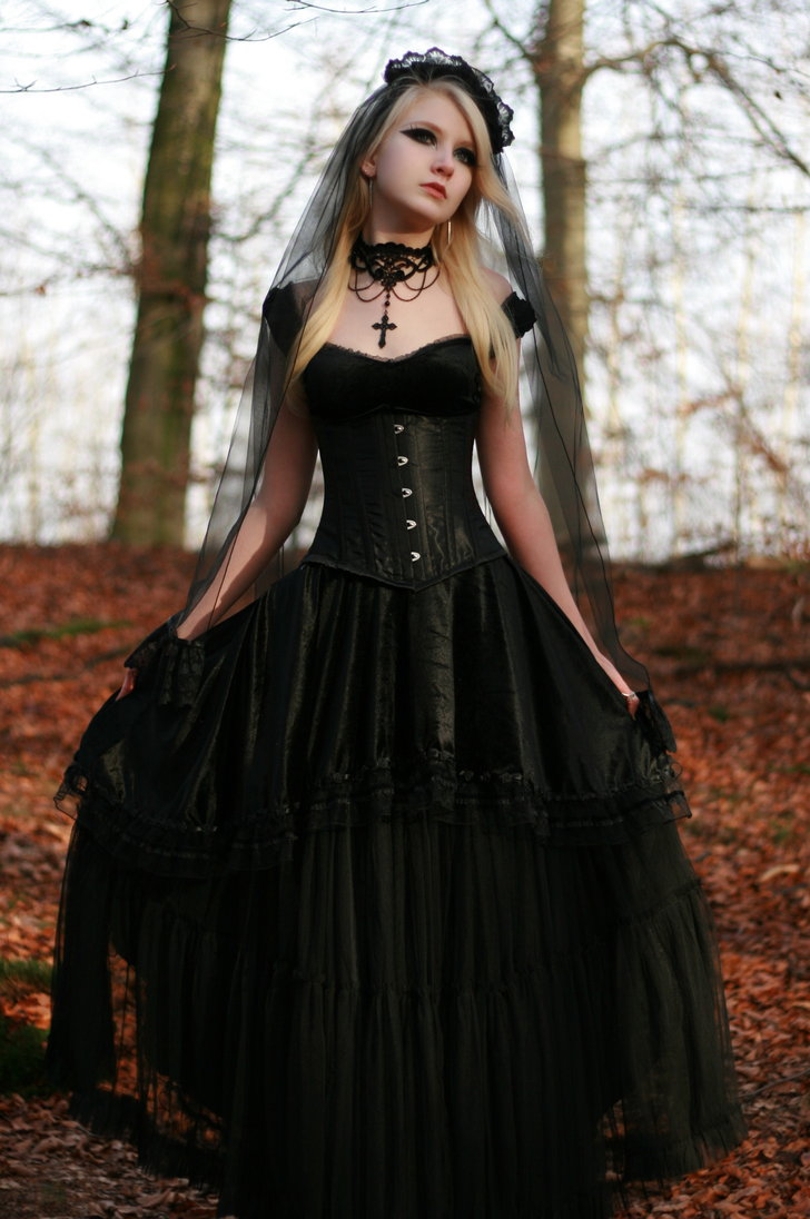 beautiful black wedding dresses wedding dresses black Black Wedding Dresses Stay At Home Mum