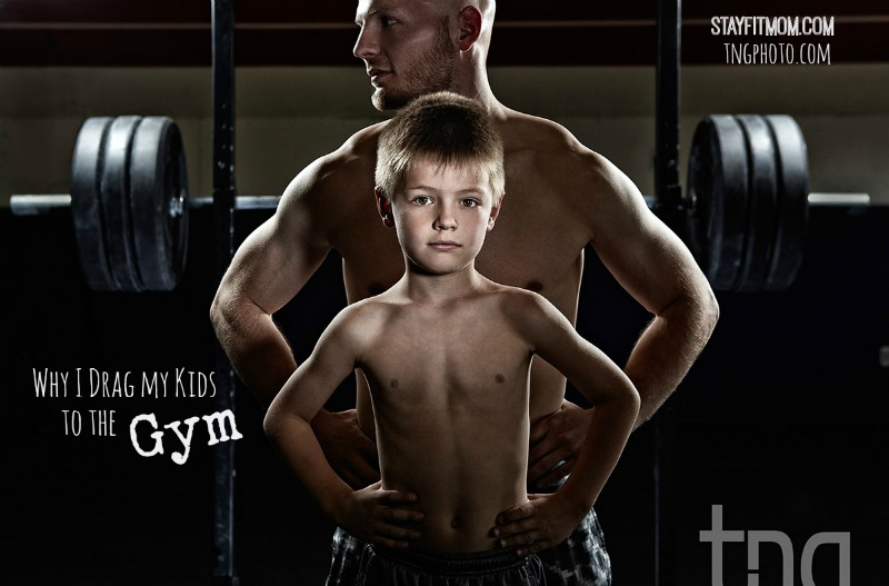 The importance of modeling healthy habits in your kids from StayFitMom.com