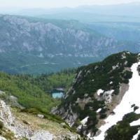 Maglić (2387 m) od Mratinja