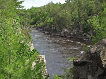 From Lava to Log Jams: Interstate Park Preserves St. Croix River History