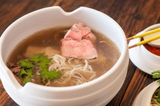 Paleo Vietnamese Beef Noodle Soup