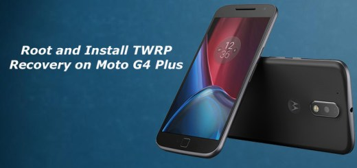 Root and Install TWRP Recovery on Moto G4 Plus