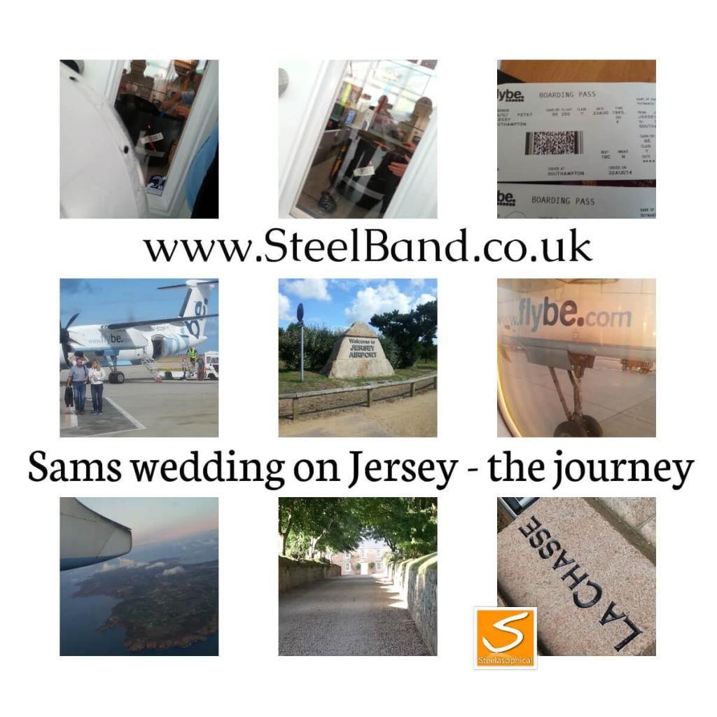 wedding steel band jersey guernsey steelasophical uk