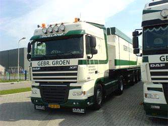 Transportbedrijf Gebroeders Groen