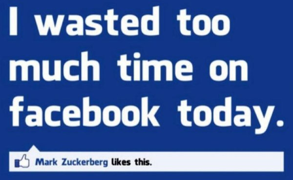 Do You Waste Your Time by Being on Facebook?