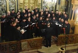 Μεγαλειώδης Εμφάνιση της Χορωδίας «Θεοδωρος Φωκαευς» στα «Ευαγγελίστρια 2016»