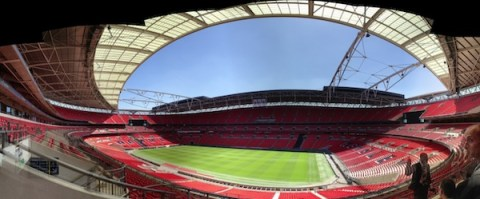 Wembley Stadium Panorama
