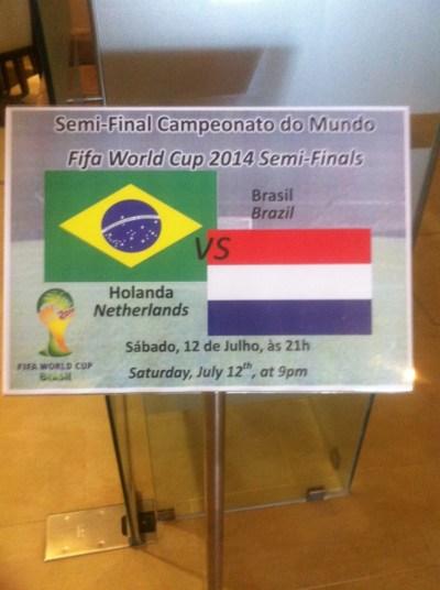 WM Halbfinale