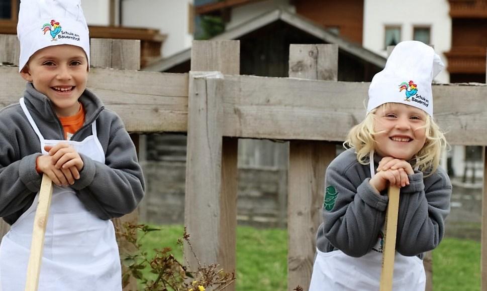 Schule am Bauernhof - Das Steirerhof-Team bereitet ein neues Projekt vor, Foto: Knut Kuckel