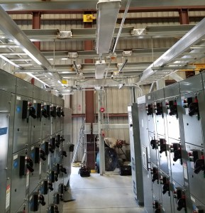Electrical Controls for Modular Energy Plant