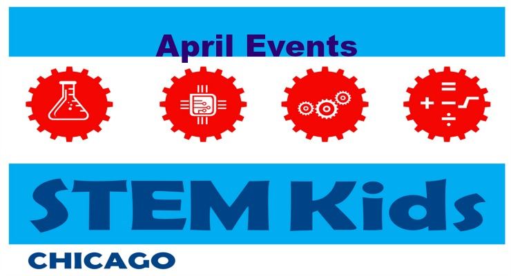 STEM Adventures in Chicago Happening this Weekend!