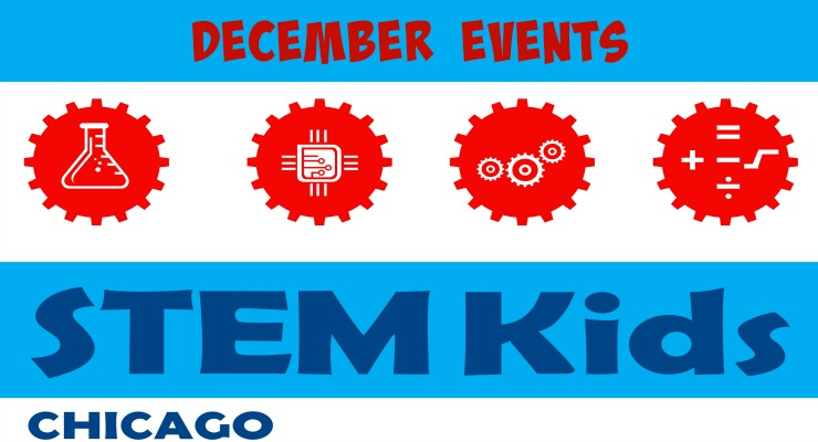 Celebrate Hour of Code with Chicago STEM activities in December!