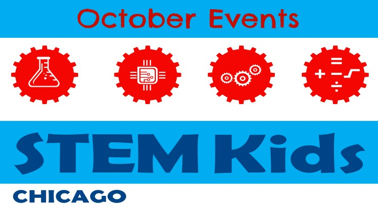 Exciting October STEM Events in Chicago!
