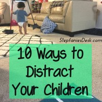 10 Creative Ways to Distract Children