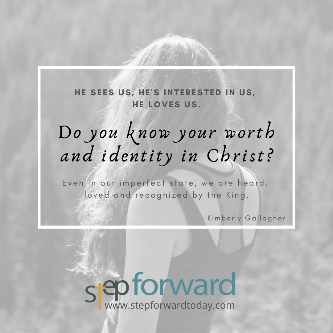 do you know your worth in Christ?