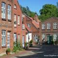 Heiligen-Geist-Viertel im Sommer