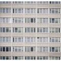 Fenster der Kreisverwaltung Stormarn