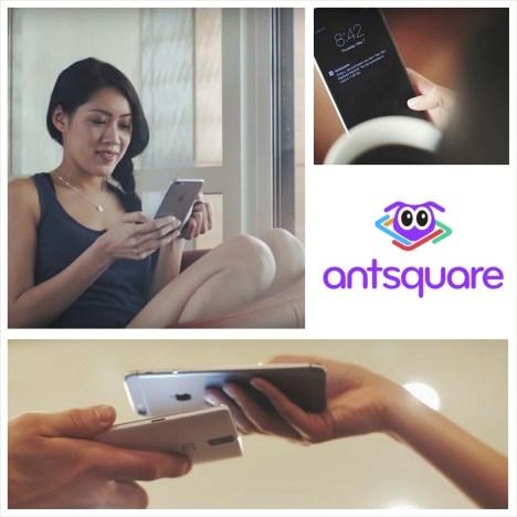 """""""Antsquare App Trailer"""""""