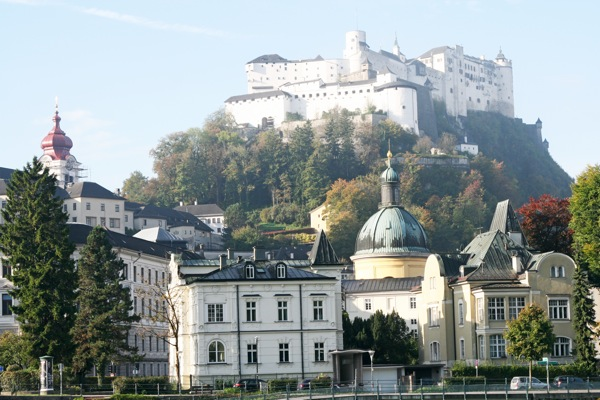 Salzburg // via Stephanie Howell