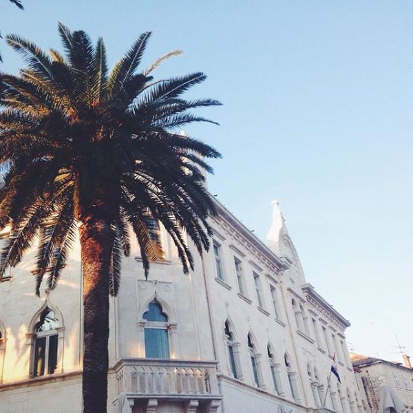 Trogir, #Croatia // via Stephanie Howell