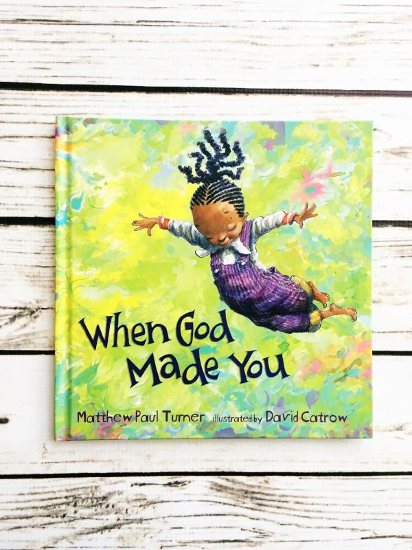 When God Made You // via Stephanie Howell