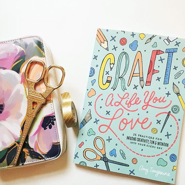 Craft a Life You Love // via Stephanie Howell