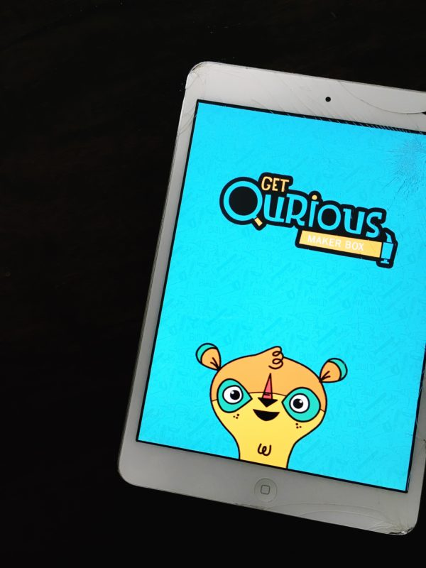 #Qurious Maker Box Review // via Stephanie Howell