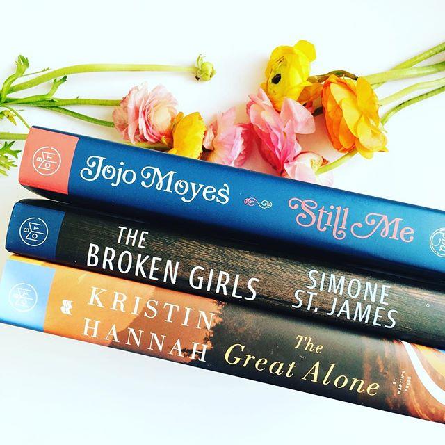 May Reading Recap // via Stephanie Howell