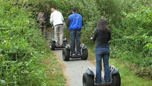 Dot Com Segway   PWN and FAIL Edition