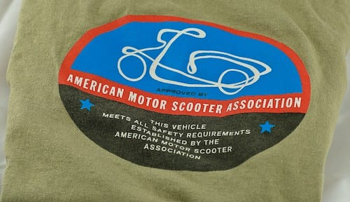 T Shirts For a Dot Com Scooter Lifestyle