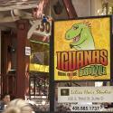 Stephen Fung vs. Iguanas Burritozilla!