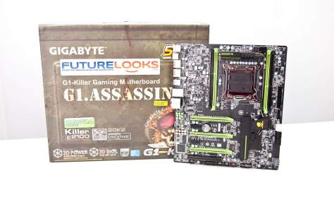 Enter the Futurelooks and MEGATechNews GIGABYTE Motherboard Giveaway!