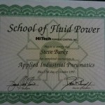 Certificate - Fluid Power