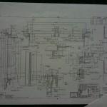 Drawing History - General Electric Fridge Door