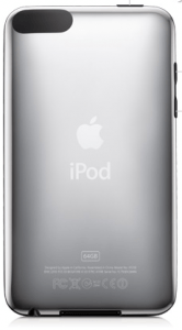iPod Touch Backside