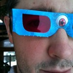 Anaglyph 3D Glasses