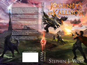 Journeys in Kallisor: Red Jade: Book 1