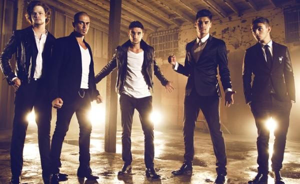 the wanted boybands