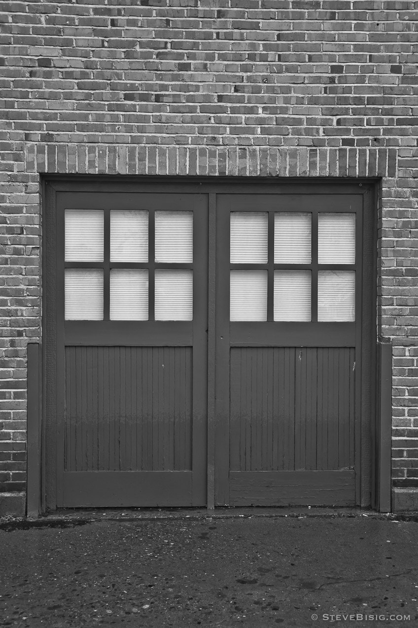 Double Doors, Ellensburg, Washington, 2011