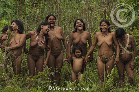 amazon rainforest invisible people
